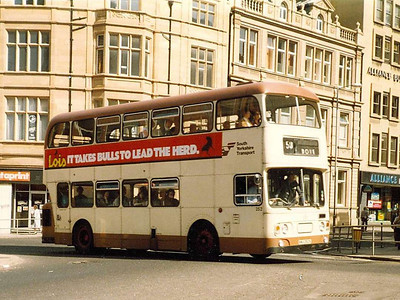 Sheffield City Transport 1974